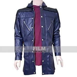 DEVIL MAY CRY 5 NERO LEATHER JACKET
