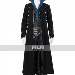 FANTASTIC BEAST THE CRIMES OF GRINDELWALD (JOHNNY DEPP) COAT