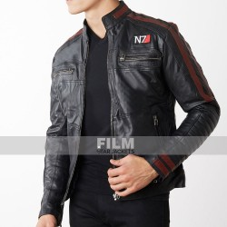 MASS EFFECT 4 N7 ARMOR LEATHER JACKET