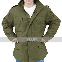 RAMBO LAST BLOOD (SYLVESTER STALLONE) GREEN JACKET