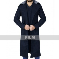TABOO TOM HARDY TRENCH COAT