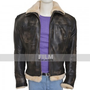 xXx VIN DIESEL (XANDER CAGE) FUR LEATHER JACKET
