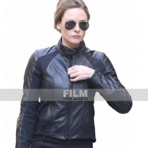 MISSION IMPOSSIBLE FALLOUT REBECCA FERGUSON BLACK JACKET