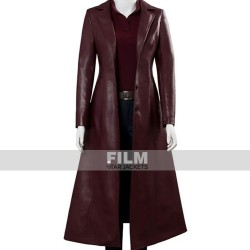 X-MEN DARK PHOENIX SOPHIE TURNER COSTUME COAT