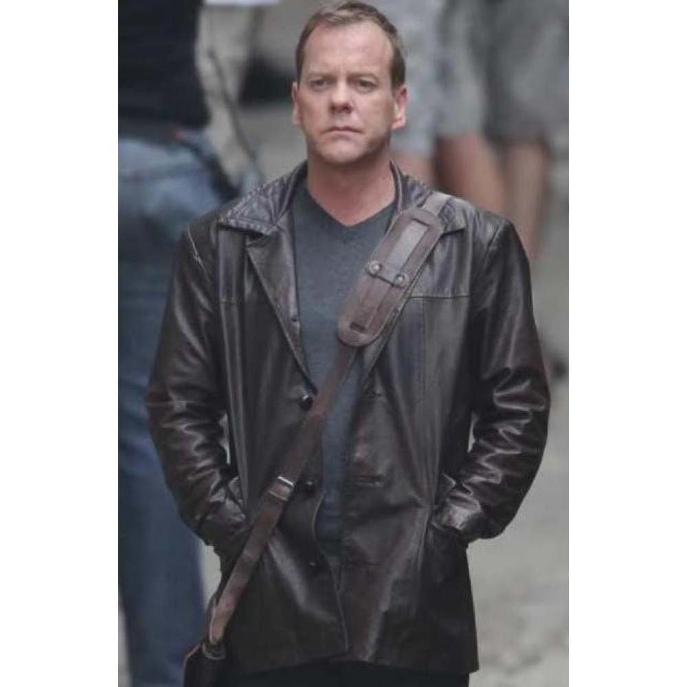 24 TV Series: Jack Bauer Jacket