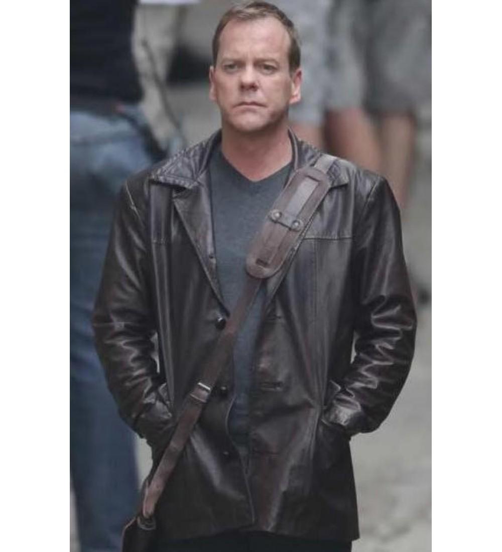 24 TV Series: Jack Bauer Jacket