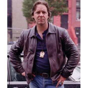 American Gangster Russell Crowe Brown Jacket