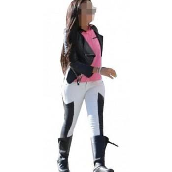 Angela Simmons Leather Pants