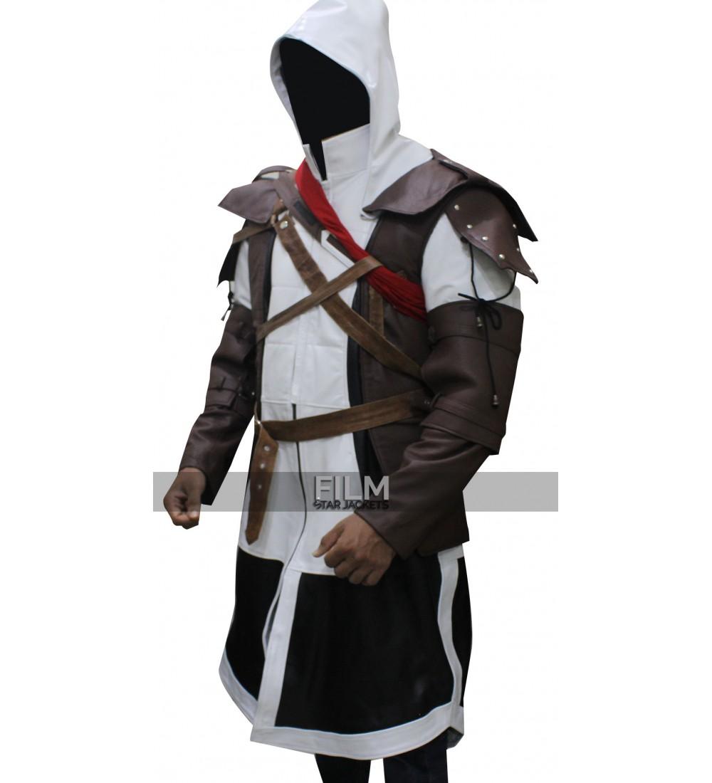86bd1aa4209f1 Assassins Creed 4 Black Flag Edward Kenway Jacket Sale