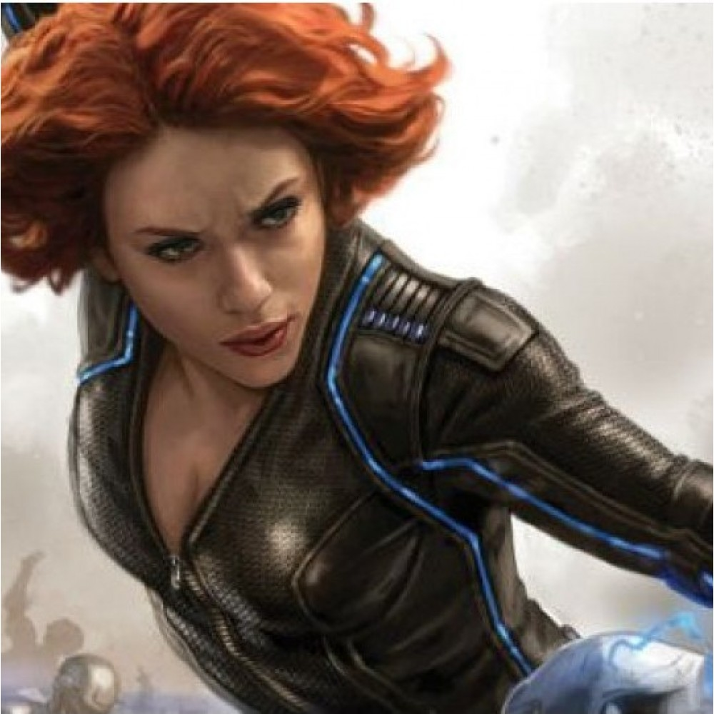 Avengers Age Of Ultron Black Widow (Scarlett Johansson) Costume
