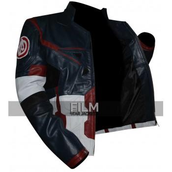Avengers Age Of Ultron Chris Evans Captain America Jacket