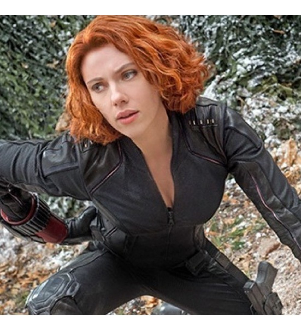 Avengers Age Of Ultron Black Widow (Scarlett Johansson ...