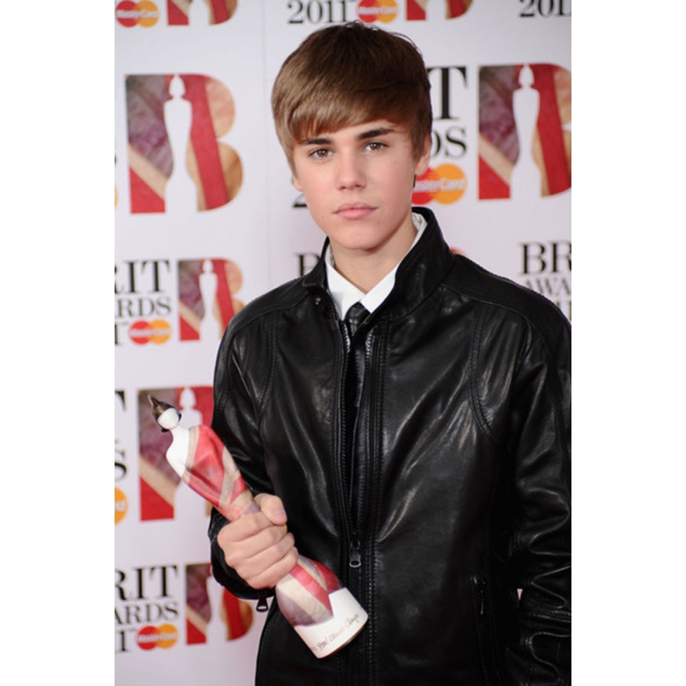 Brit Awards Justin Bieber Jacket