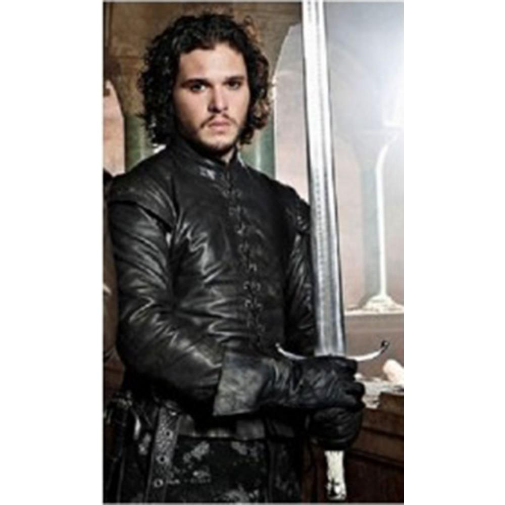 Game Of Thrones (Jon Snow) Kit Harington Costume/Jacket