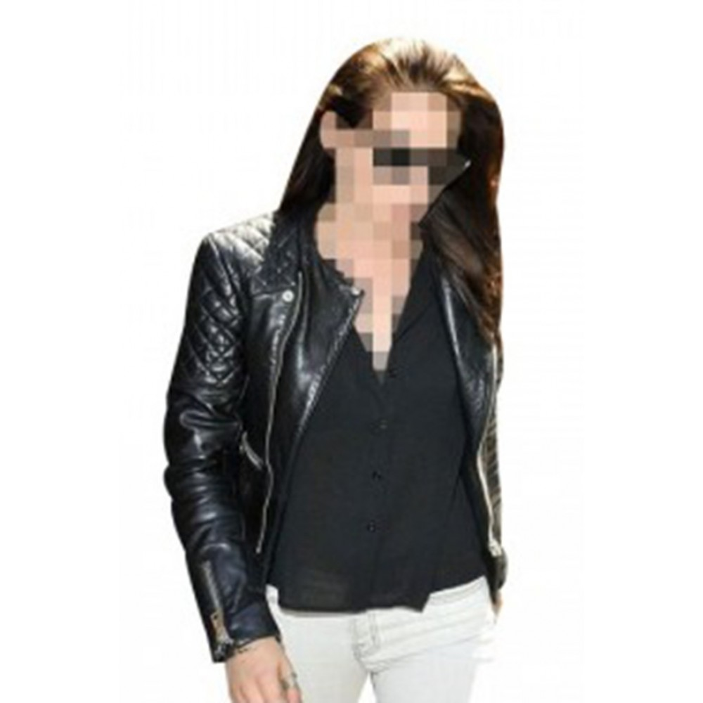 Kristen Stewart Balenciaga Jacket