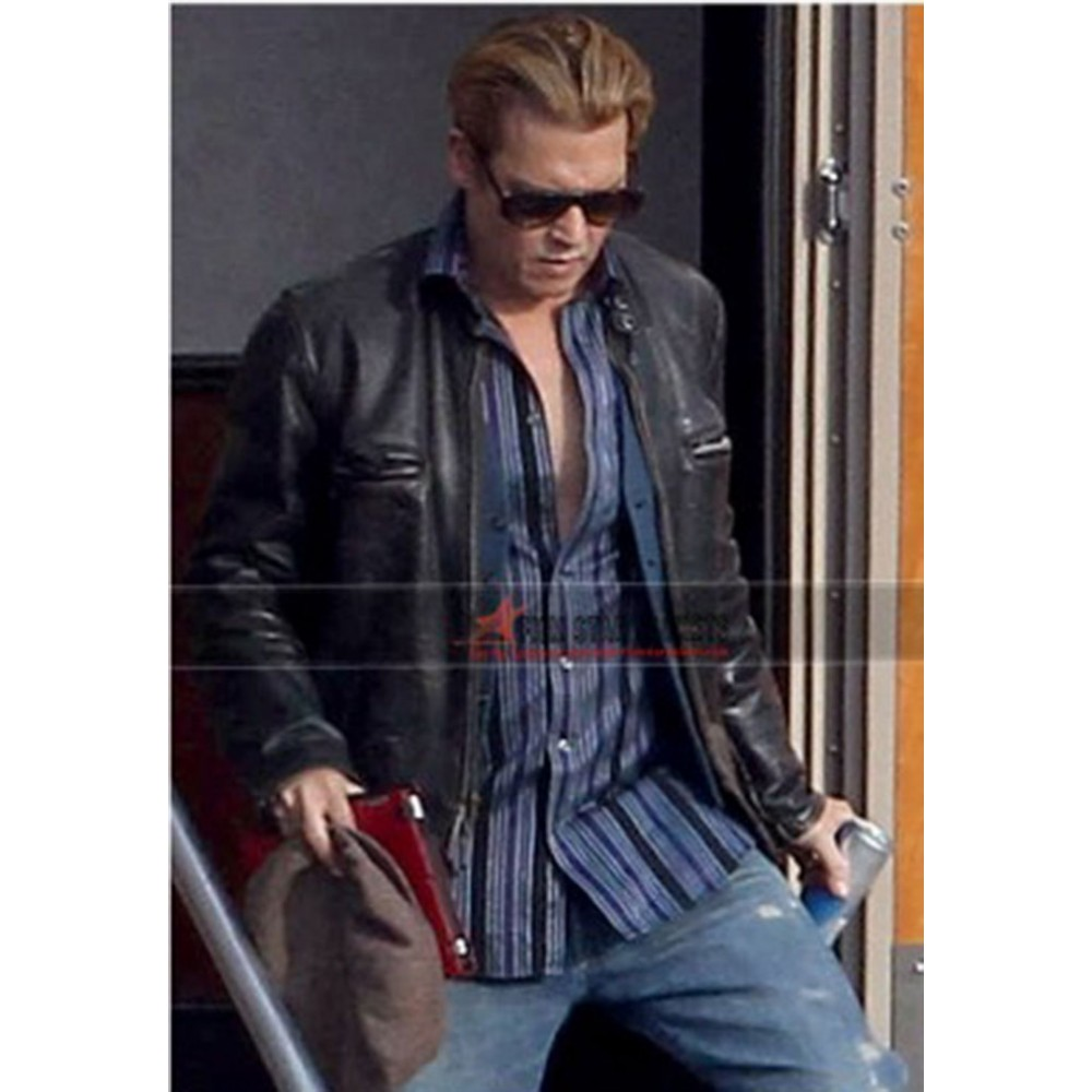 Mortdecai Johnny Depp Jacket