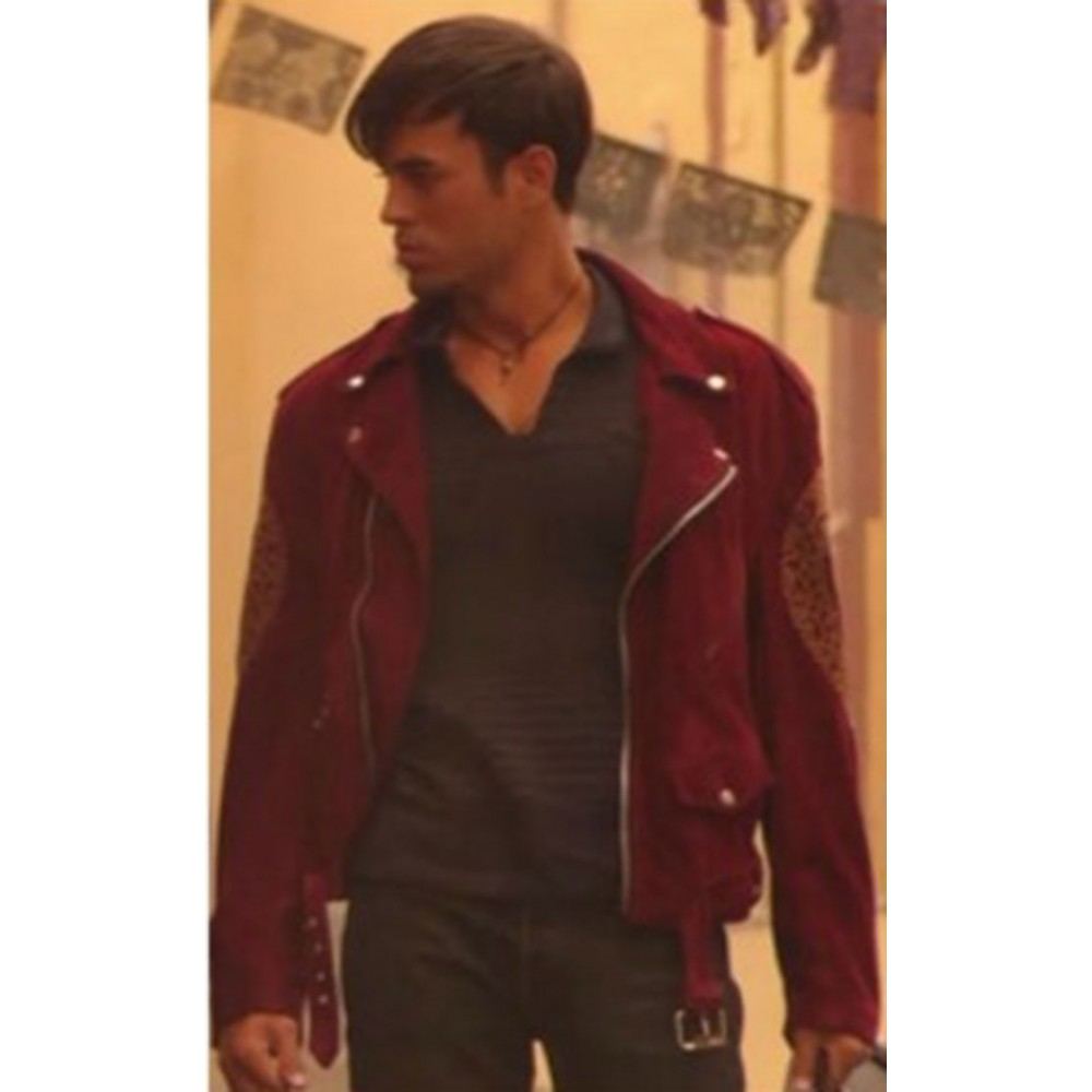 Once Upon A Time In Mexico Enrique Iglesias Jacket