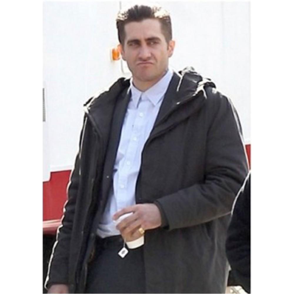 Prisoners Jake Gyllenhaal Coat