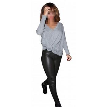 Replica Rihanna Leather Pants