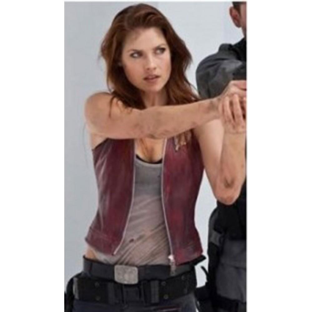 Resident Evil Afterlife Claire Redfield (Ali Larter) Vest