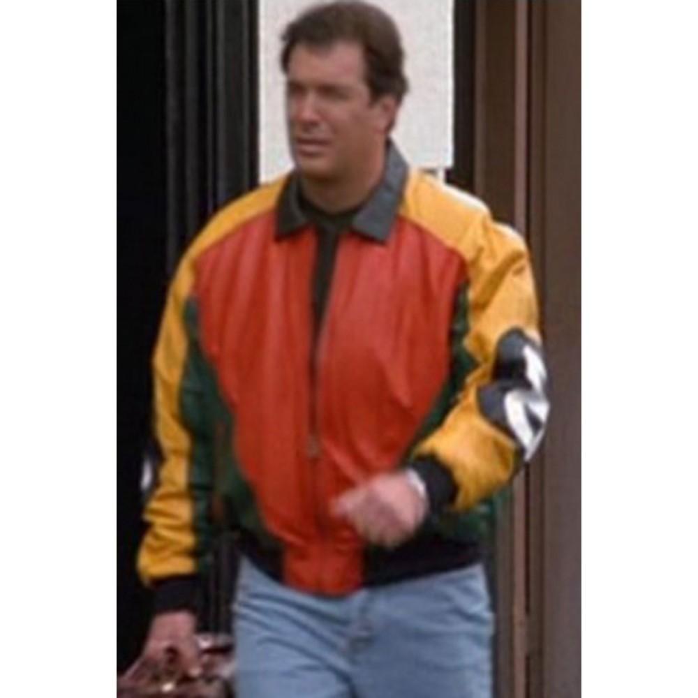Seinfeld Michael Hoban Puddy 8 Ball Jacket