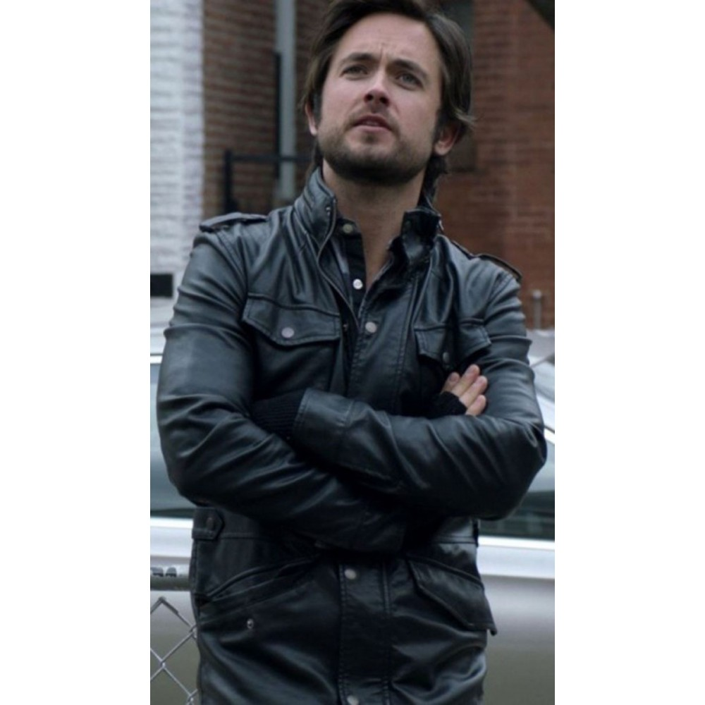 Shameless Justin Chatwin Jacket