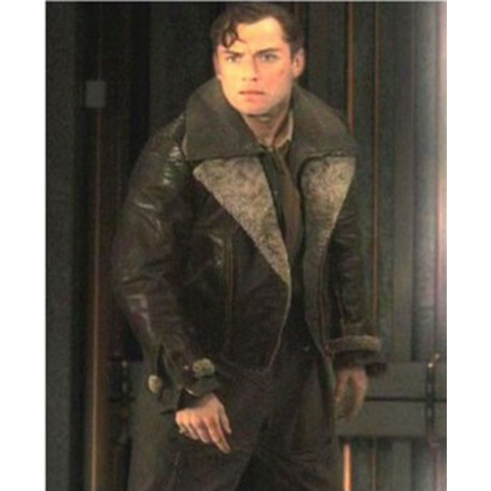 Sky Captain And The World Of Tomorrow Jude Law Jacket