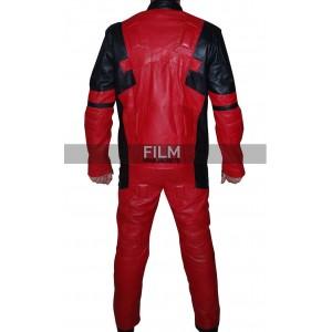 Deadpool 2015 Ryan Reynolds Cosplay Jacket Costume