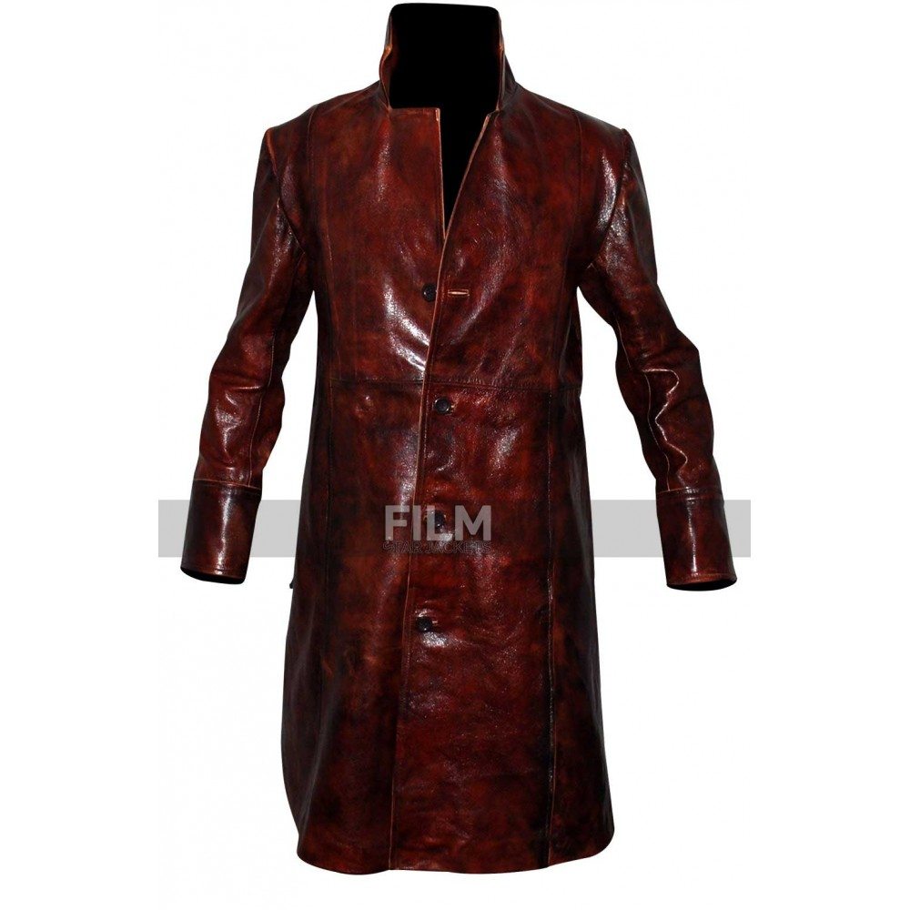 Death Sentence Billy Darley (Garrett Hedlund) Costume Jacket