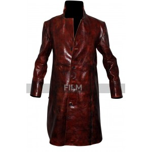Death Sentence Billy Darley (Garrett Hedlund) Costume Jacket