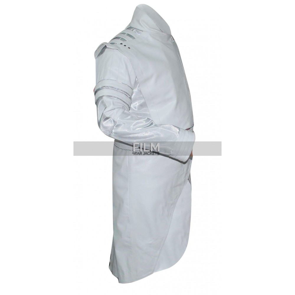 G.I. Joe Retaliation Storm Shadow White Costume Coat