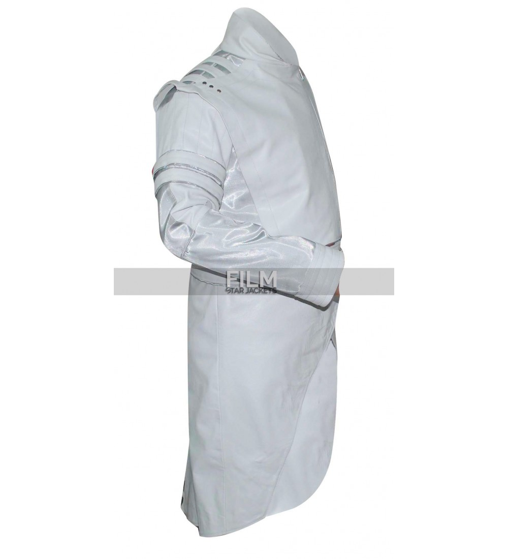 sc 1 st  Film Star Jackets & G.I. Joe Retaliation Storm Shadow White Costume Coat