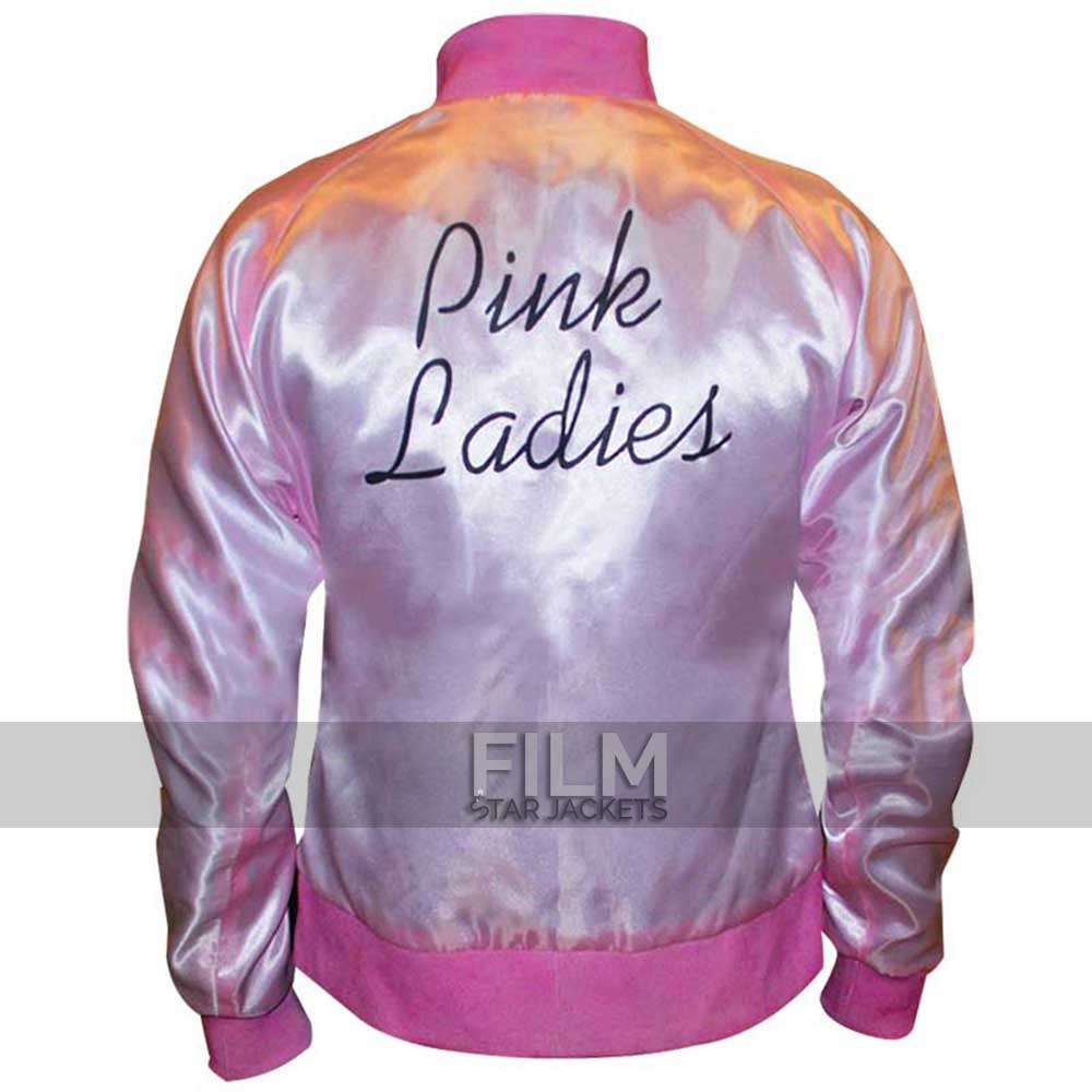 Grease 2 – Pink Ladies Satin Jacket – Michelle Pfieffer