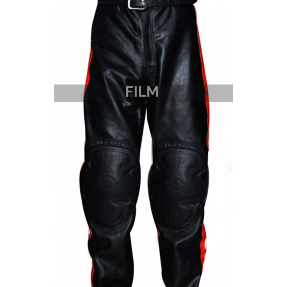 The Marlboro Man Leather Pants Costume