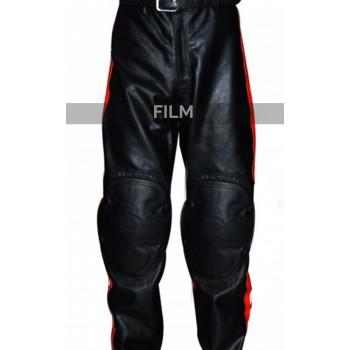 The Marlboro Man Leather Pants Costume
