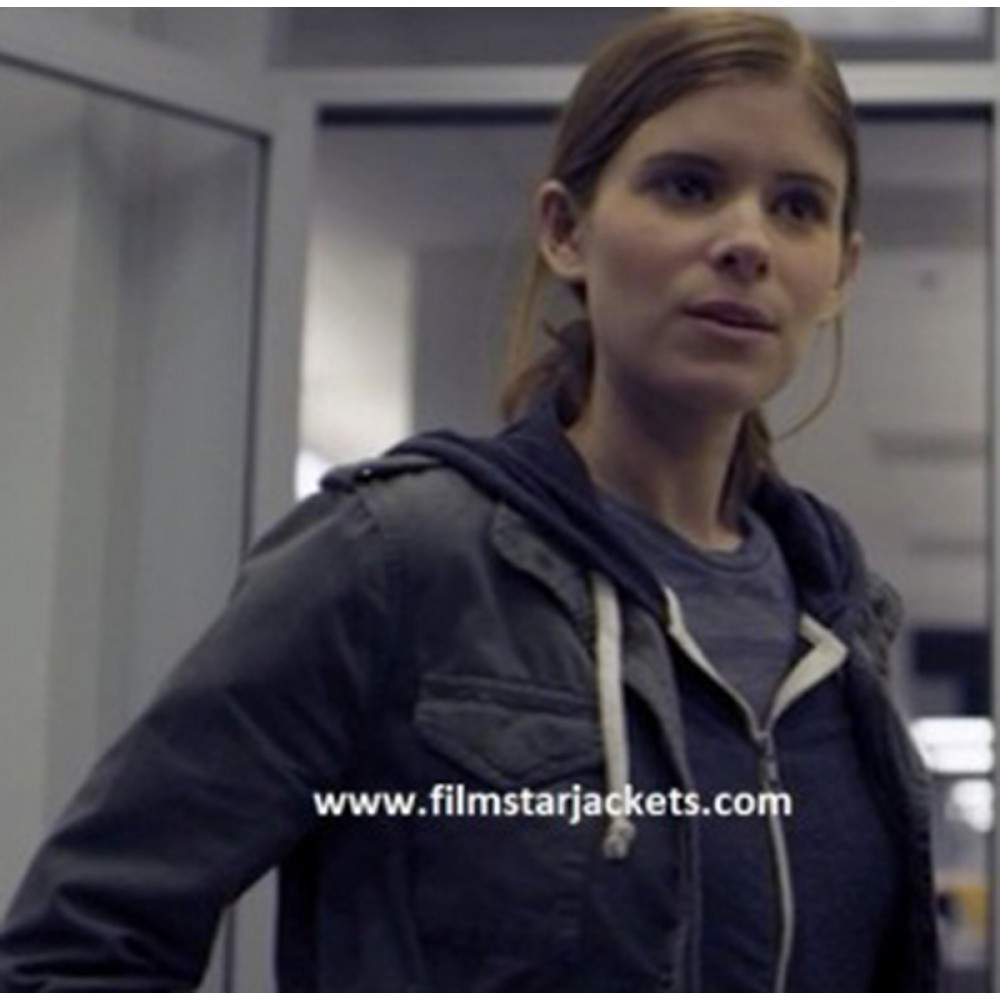 House of Cards Kate Mara (Zoe Barnes) Jacket