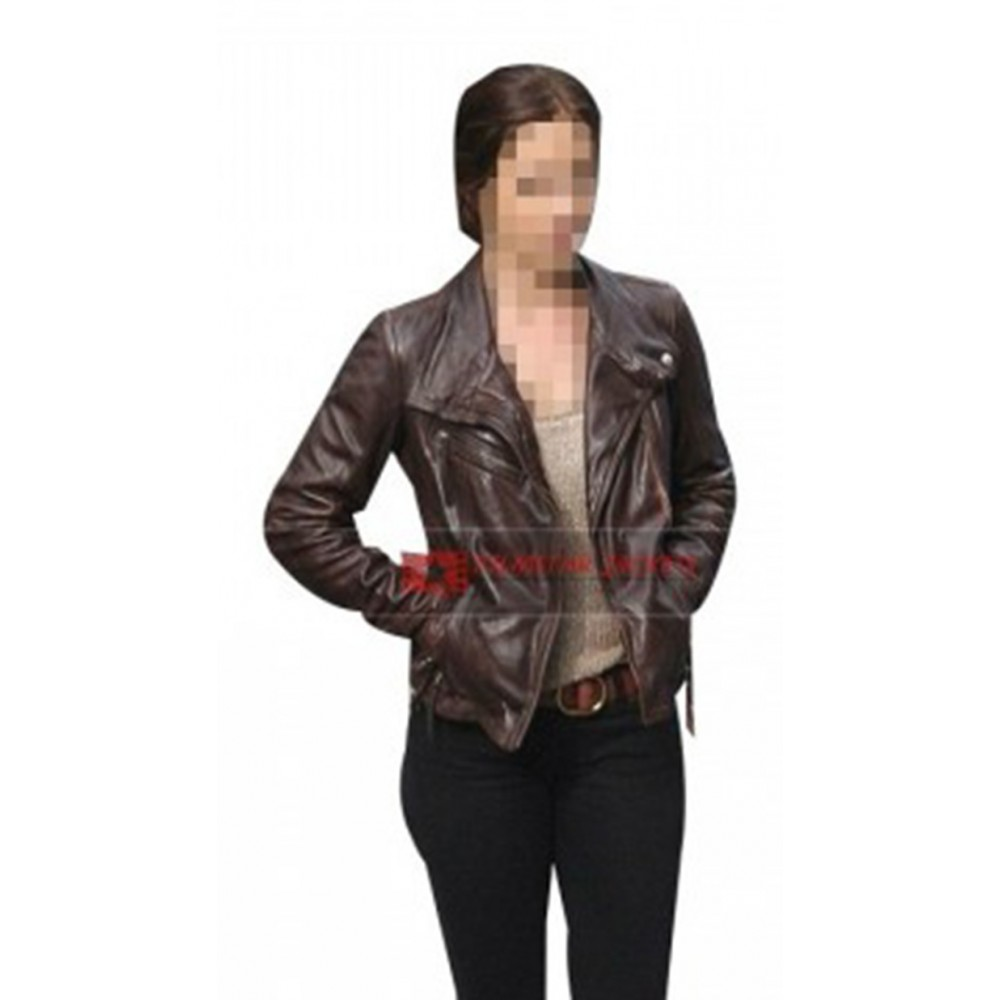 Human Pilot Minka Kelly Jacket