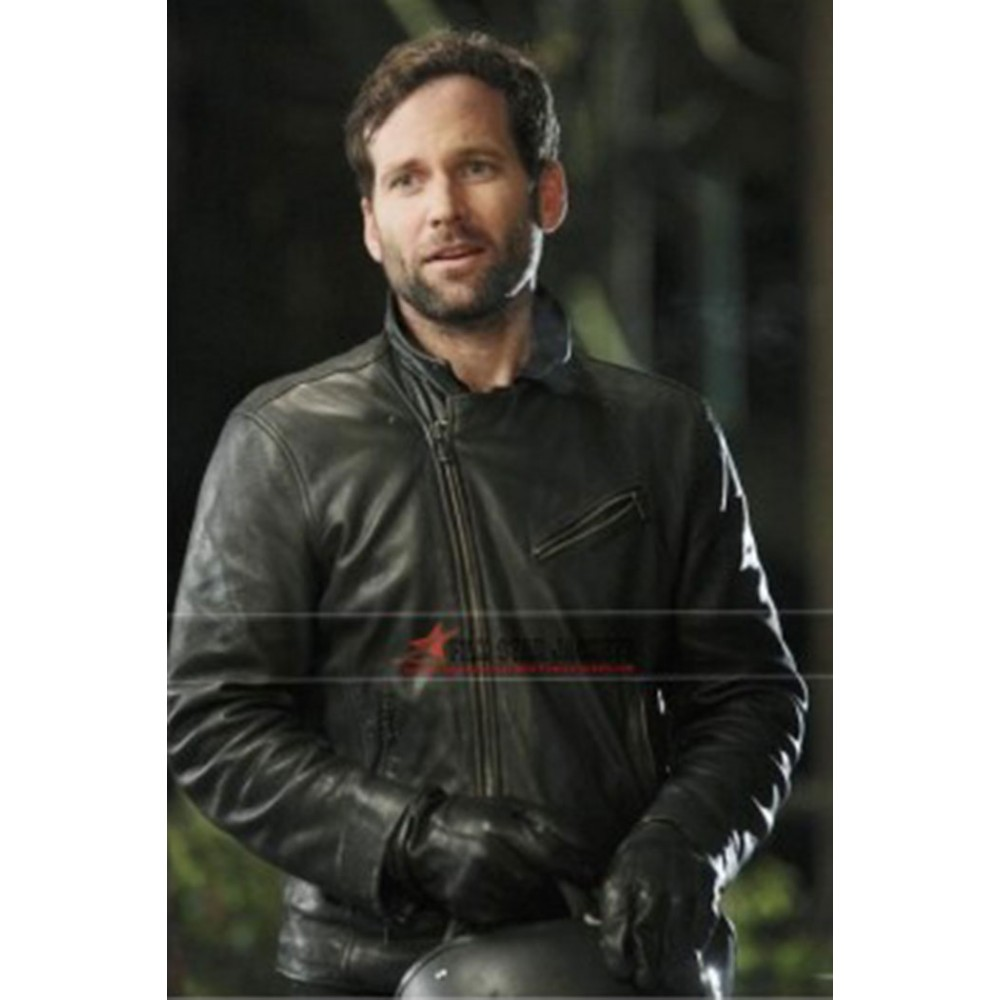 Once Upon A Time August Booth Jacket
