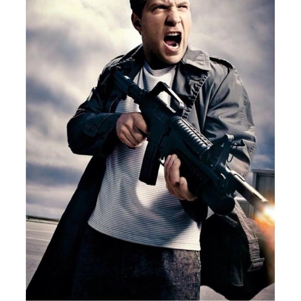 Terminator Genisys Jai Courtney (Kyle Reese) Coat