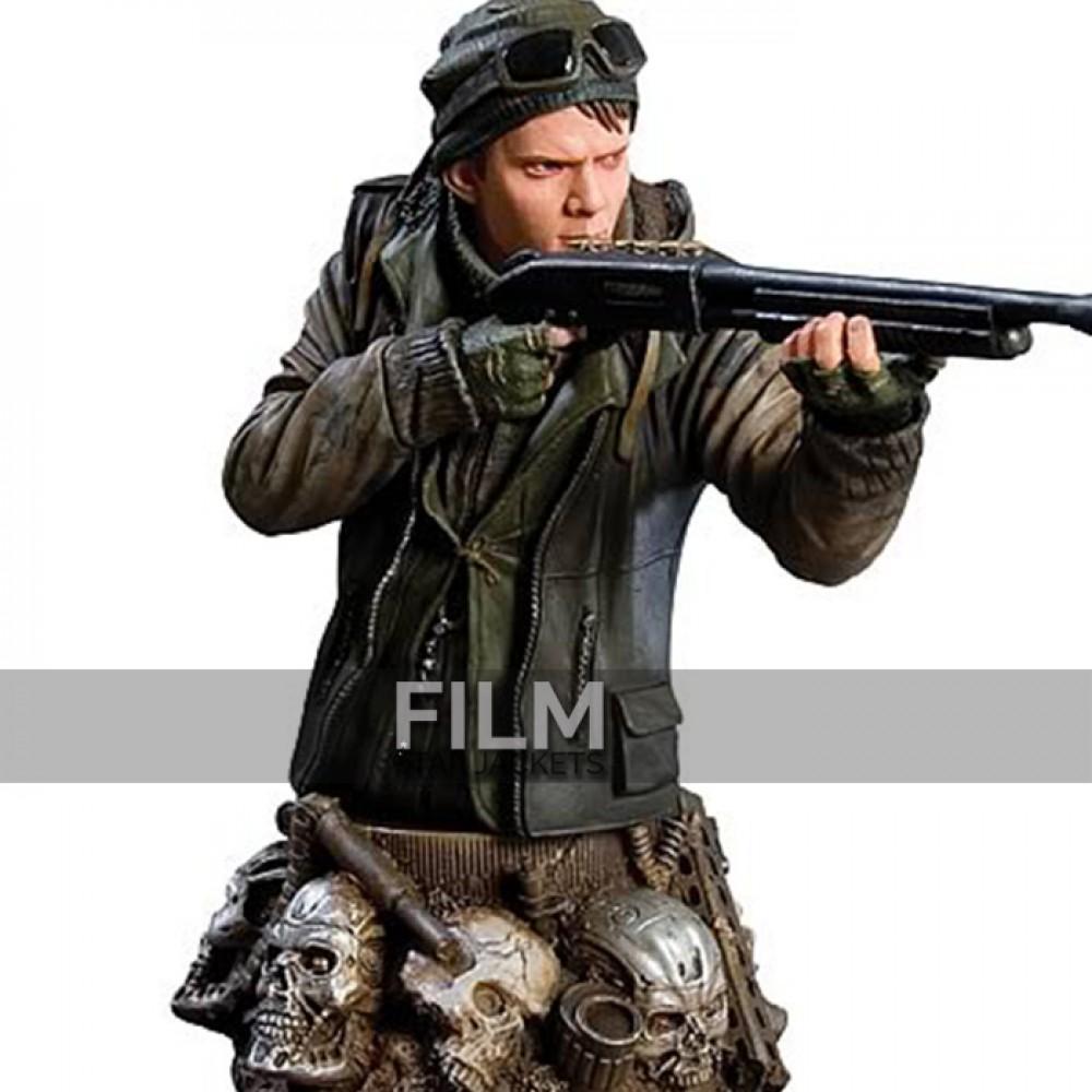 Terminator Salvation Kyle Reese (Anton Yelchin) Vest Jacket