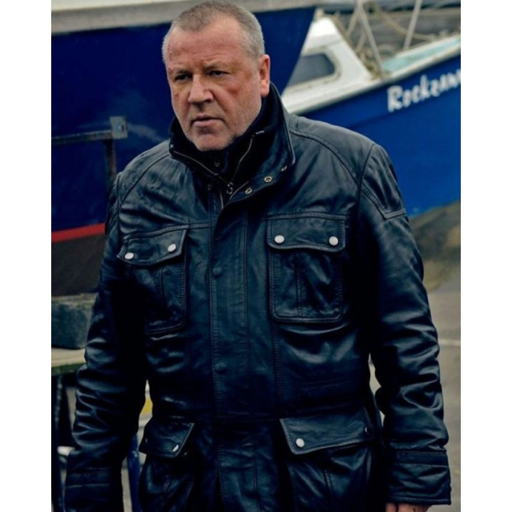 The Sweeney Ray Winstone Leather Jacket Sale