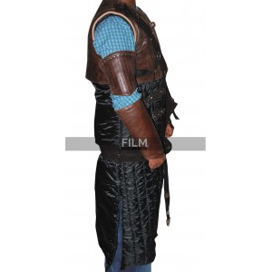 The Witcher 3 Wild Hunt Geralt Bear Armor Costume