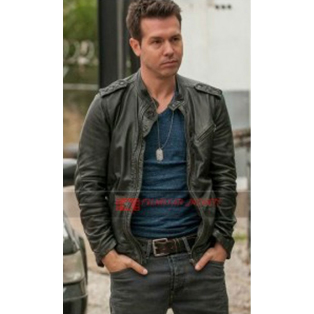Chicago PD (Detective Antonio Dawson) Jon Seda Jacket