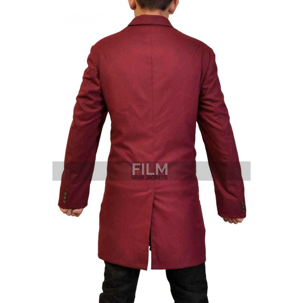 Avengers Age Of Ultron Chris Hemsworth Thor Coat