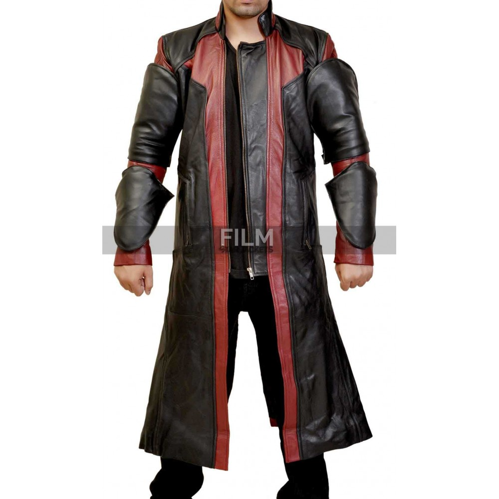 Avengers Age of Ultron Jeremy Renner (Hawkeye) Leather Costume