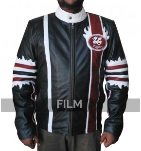 Daniel Bryan WWE Leather Jacket