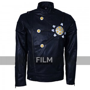 Flash Season 2 Ronnie Raymond Deathstorm Costume Jacket