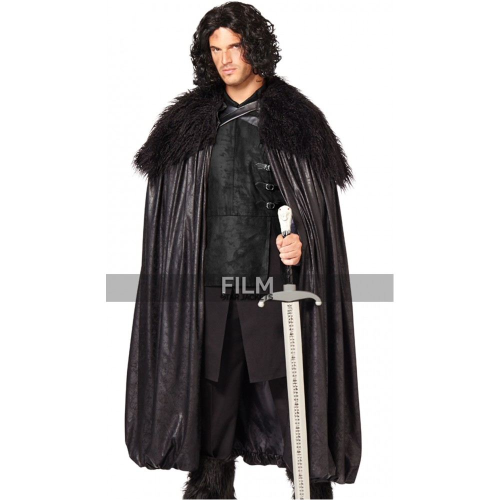 Jon Snow Game of Thrones Kit Harington Costume