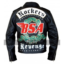 Rockers BSA Revenge George Michael Faith Jacket