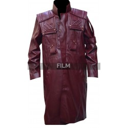 Guardians Of The Galaxy 2017 Star Lord Chris Pratt Coat